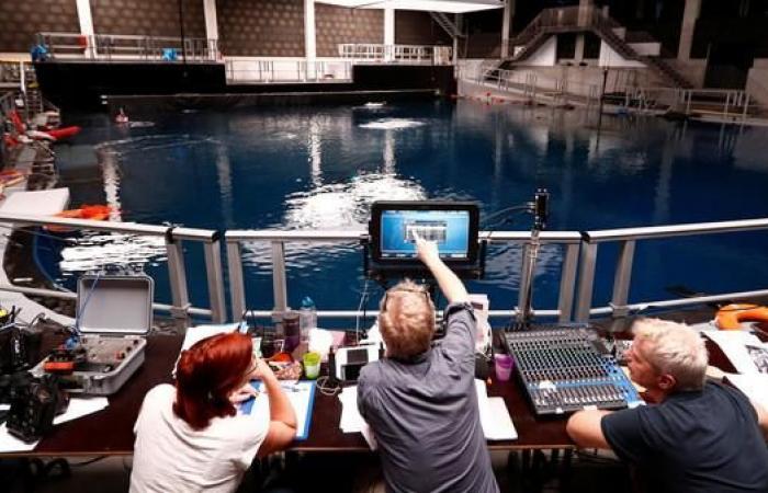 تحت الماء.. فيديو لاستوديو يجعل المستحيل ممكناً!
