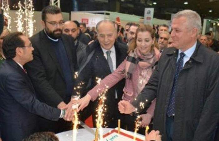 افتتاح معرض Tripoli expo 2019