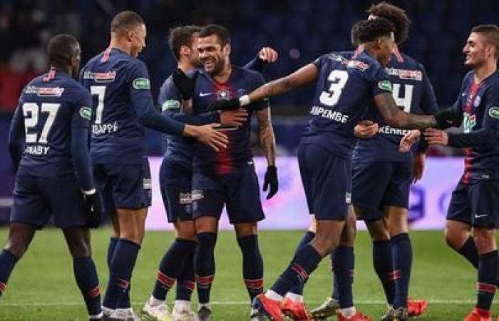 باريس سان جيرمان إلى نهائي كأس فرنسا