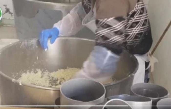 بالفيديو: معمل في البقاع يضع الجبن في قساطل الصرف الصحي!