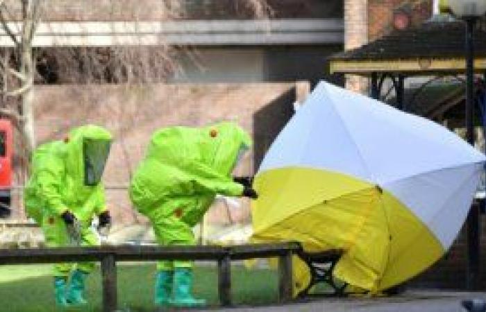 بريطاني ضحية مادة نوفيتشوك يلتقي السفير الروسي لدى لندن
