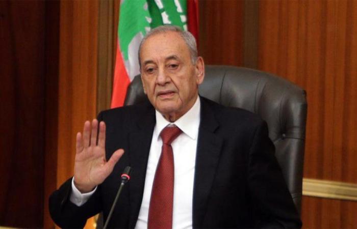 بري: استقرار لبنان النقدي والامني مستمر