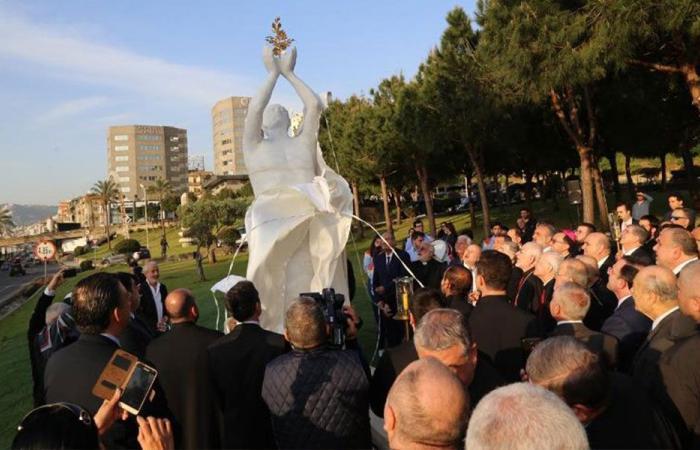 نصب للصداقة اللبنانية الارمنية.. بدروس: لبنان وطن كوني وليس بلد إستيطان