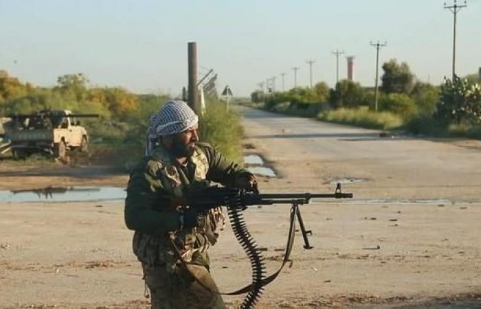 ليبيا.. اندلاع اشتباكات عنيفة بمحور العزيزية قرب طرابلس