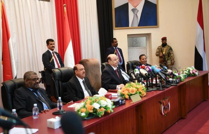 """اليمن   قصة """"الجلسة الأولى"""".. وسيرة الرئيس الجديد لبرلمان اليمن"""