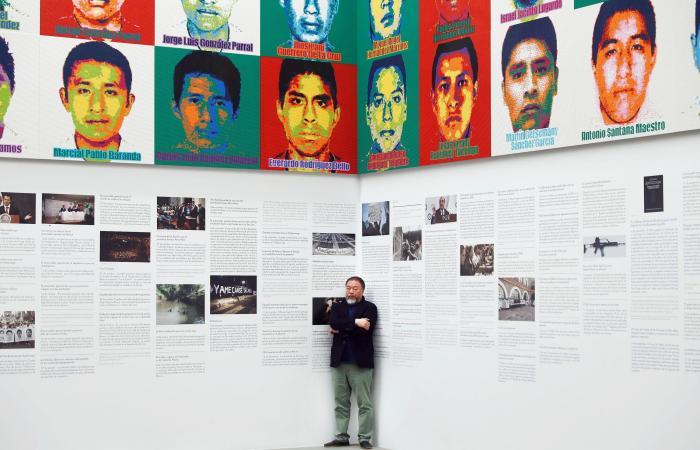 فيديو وصور.. عمل فني سياسي بقطع الليغو.. تعرف على قصته