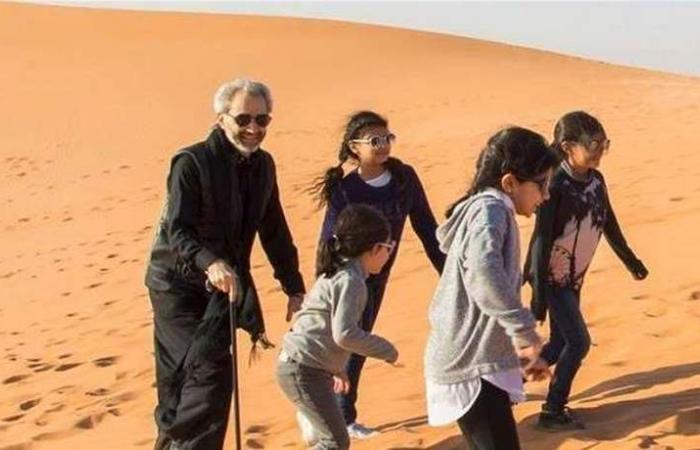 فيديو للوليد بن طلال يشعل مواقع التواصل الاجتماعي