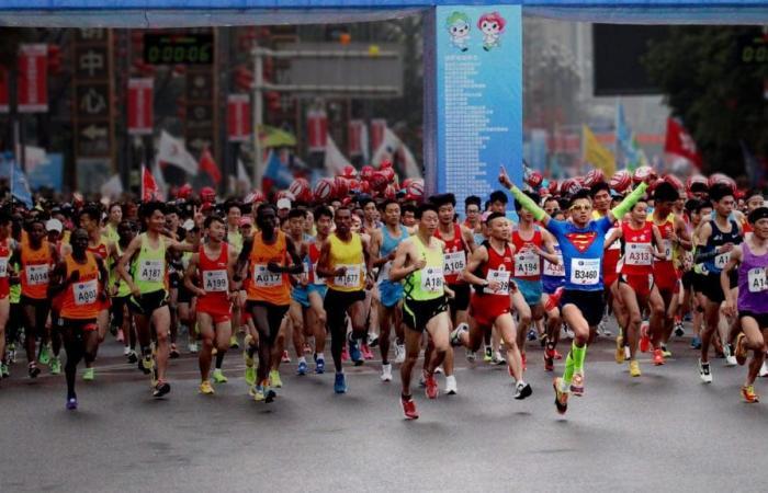 الصين تنضم إلى سباق 5G عبر بث مباشر بدقة 8K 3D