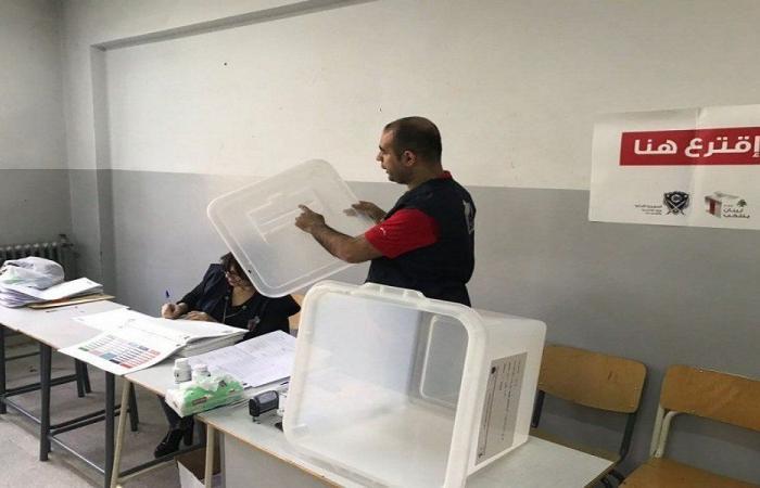 كم بلغت نسبة الاقتراع في فرعية طرابلس؟