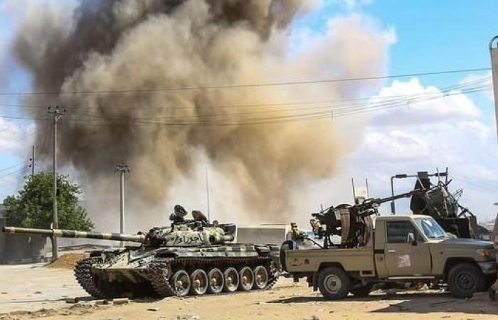 الصحة العالمية: 121 قتيلا في حرب طرابلس
