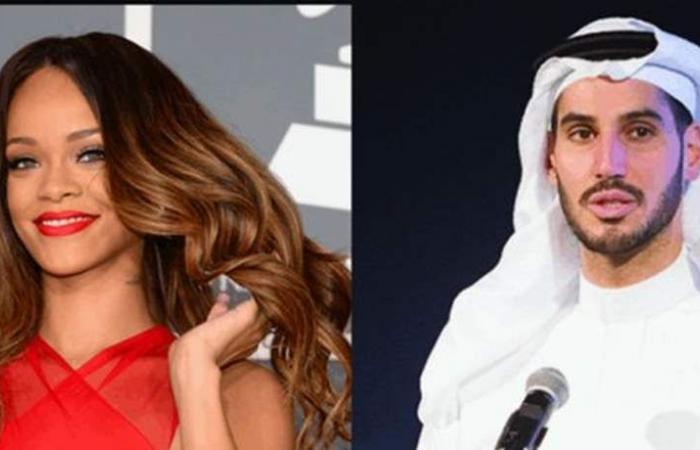 بعد صور المسبح الحميمة.. شاهدوا ريهانا مع حبيبها السعودي!