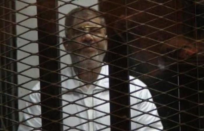 مصر   النيابة المصرية: مرسي كان عميلا للحرس الثوري الإيراني