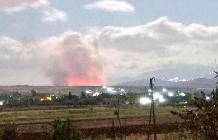 سوريا | الهجوم الإسرائيلي بمصياف أدى لمقتل وإصابة خبراء صواريخ إيرانيين وروس وكوريين شماليين