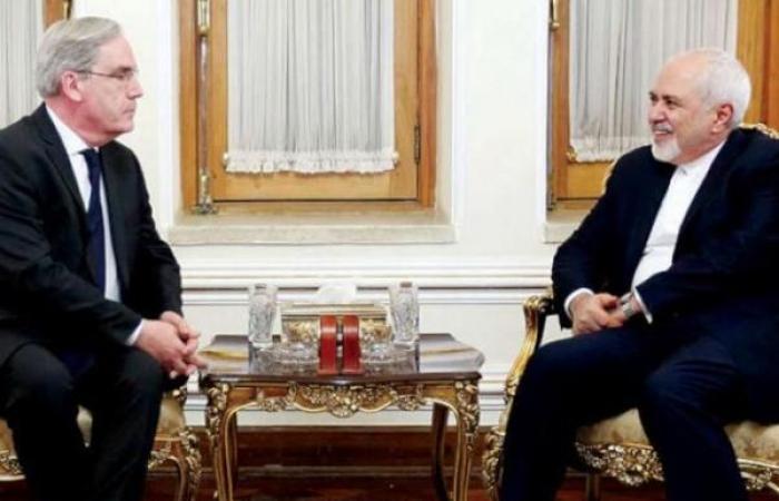طهران تستدعي السفير الفرنسي الجديد