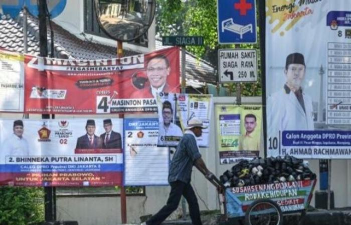 أندونيسيا تنظم انتخابات بمثابة اختبار لثالث أكبر ديموقراطية في العالم