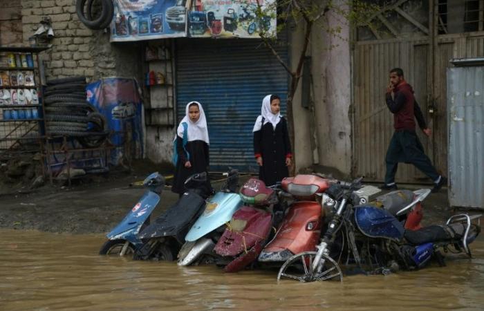 أمطار غزيرة في أفغانستان بعد جفاف حاد