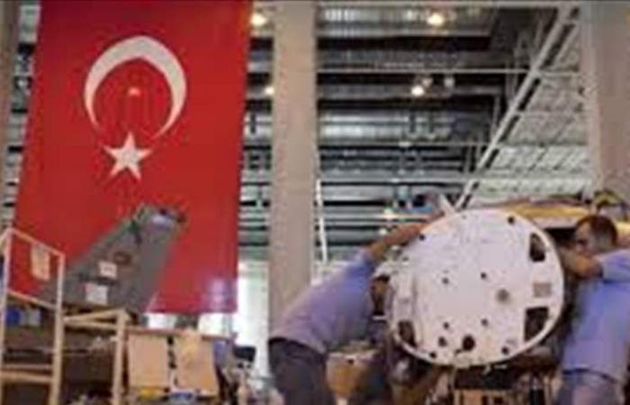 للشهر السادس على التوالي الناتج الصناعي التركي يواصل تراجعه