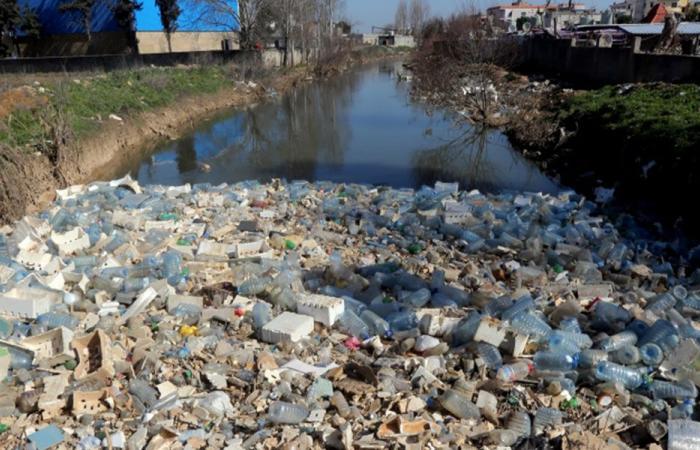 """نهر الليطاني: الحوض الأدنى """"مكتف ذاتياً"""" من التلوث!"""