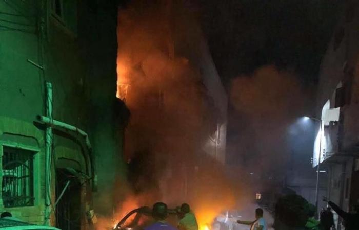 ليبيا.. سقوط قتلى بقصف يهز العاصمة طرابلس