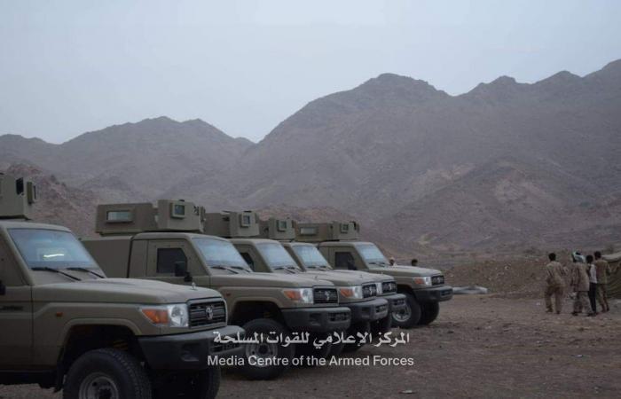 اليمن | الجيش اليمني يحرر مواقع جديدة في معقل الحوثيين