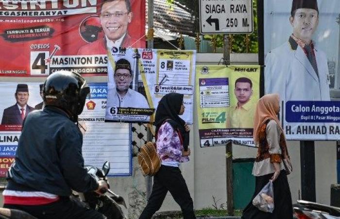 انطلاق التصويت في الانتخابات الرئاسية الإندونيسية