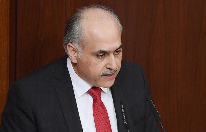 ابو الحسن عن رفع السرية المصرفية: لا يزايدن علينا أحد بهذا الموضوع