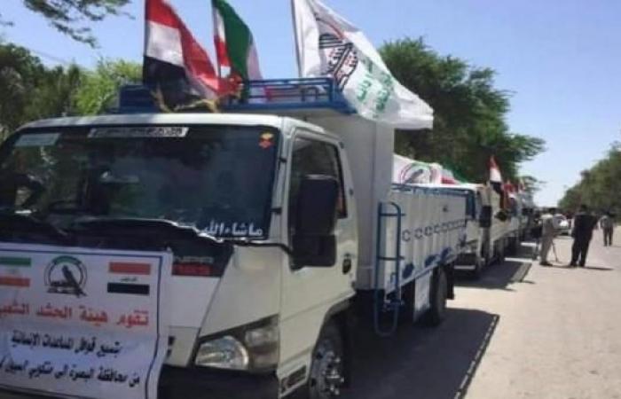 إيران | كيف دخل الحشد الشعبي إلى إيران.. ومُنعت مساعدات العراقيين؟