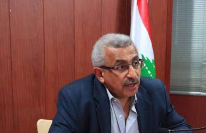 سعد تابع الأوضاع الإدارية لمستشفى صيدا الحكومي