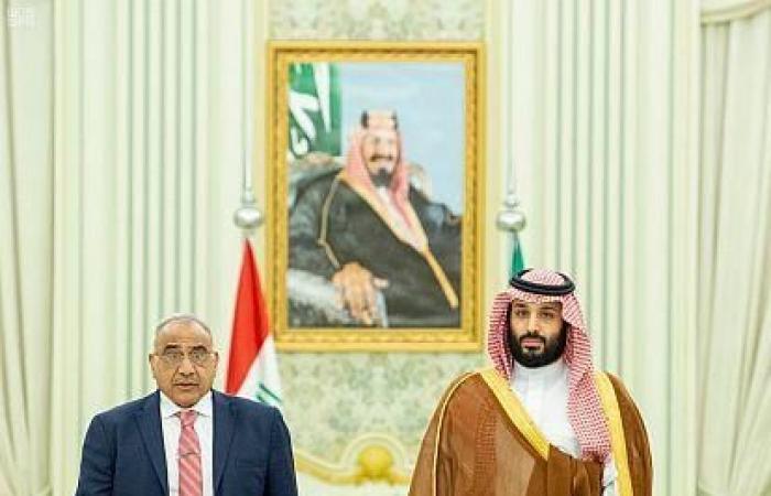 العراق   رئيس وزراء العراق: أجرينا لقاءات ناجحة مع الملك سلمان وولي العهد السعودي