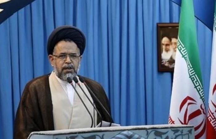 إيران   إيران: رصدنا شبكات تجسس تابعة لأميركا وبريطانيا