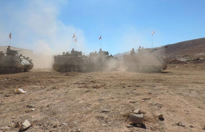 عوائق لوجستية تمنع انتشار الجيش في بلدة حدودية مع سوريا