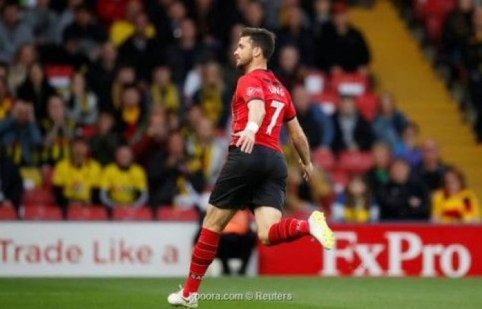 لونغ يسجل أسرع هدف في تاريخ الدوري الإنكليزي