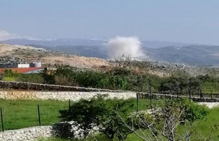 تفجيرات في مقالع صخرية تهدد سلامة سد القرعون
