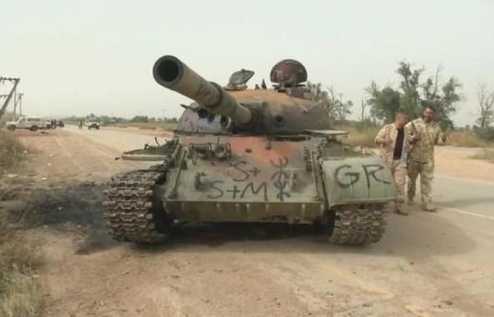 الجيش الوطني يرسل تعزيزات عسكرية إلى طرابلس