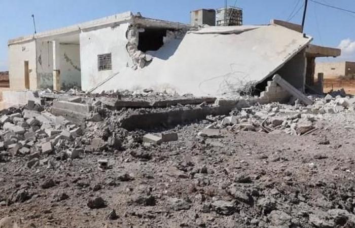 سوريا | عملية واسعة للنظام والروس بحماة وإدلب..35 برميلا متفجرا