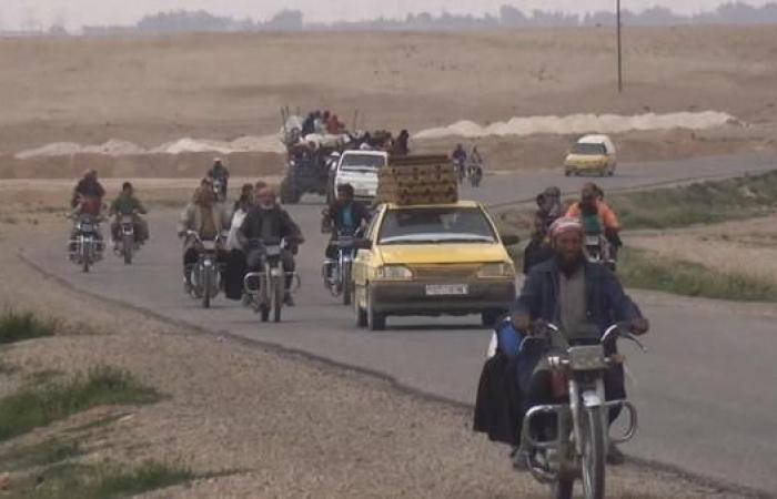 سوريا | سوريا.. نزوح أكثر من 150 ألف شخص في أسبوع من القصف