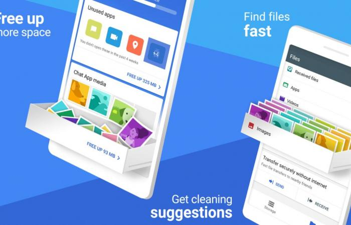 جوجل تطلق ميزة لمساعدتك على توفير مساحة في أجهزة أندرويد
