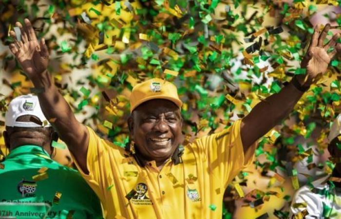 في الذكرى الـ 25 لتولي مانديلا: أسوأ أداء لحزبه في انتخابات جنوب افريقيا