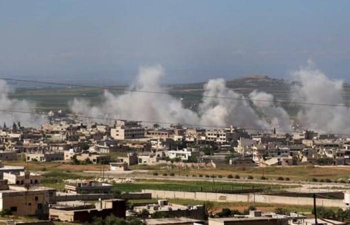 سوريا | 35 قتيلاً في اشتباكات بين قوات النظام والفصائل في إدلب