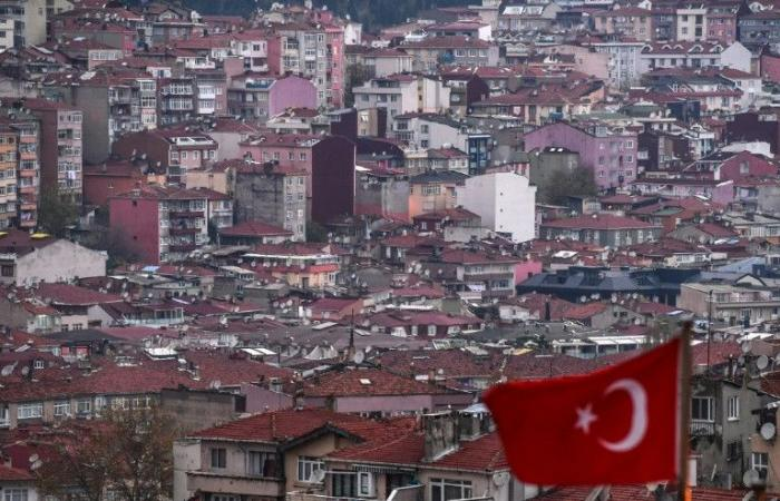 توقيف شخصين يشتبه بانتمائهما الى مجموعة يسارية في تركيا