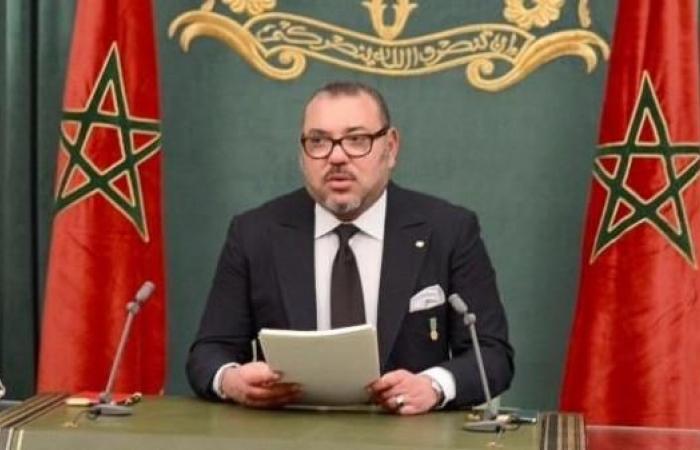 ملك المغرب يدين ويستنكر الأعمال الإرهابية ضد السعودية