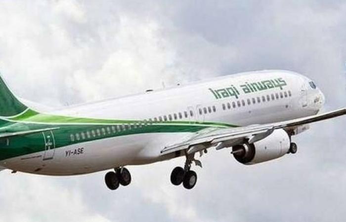 العراق | بعد انقطاع 8 سنوات..الجوية العراقية تستأنف رحلاتها لدمشق