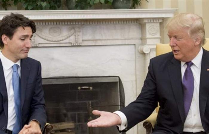 كندا والولايات المتحدة تتفقان على إلغاء الرسوم على الصلب والالمنيوم