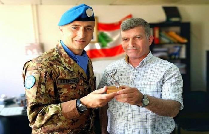 القائد اليونيفيل الجديد للقطاع الغربي في قائمقامية بنت جبيل