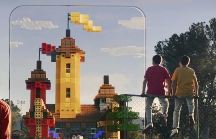مايكروسوفت تدعم الواقع المعزز في لعبة Minecraft Earth…