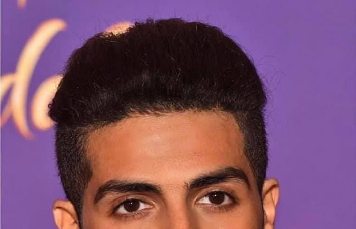 ماذا قال والد الممثل المصري في الفيلم العالمي علاء الدين عن ابنه؟