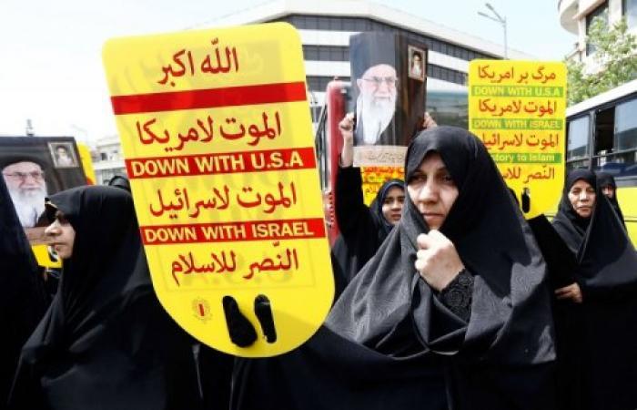 """التصعيد في مياه الخليج والصفقة """"حدود إسرائيل"""""""
