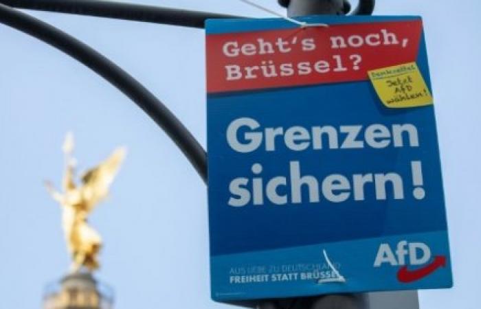 اليمين المتطرف في ألمانيا يلغي سهرة الانتخابات الأوروبية إثر تهديدات