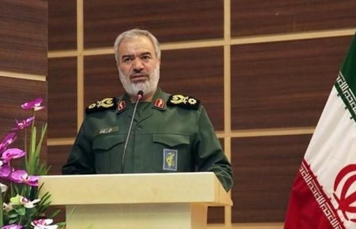 إيران | الحرس الثوري: سفن أميركا بالخليج تحت السيطرة الإيرانية
