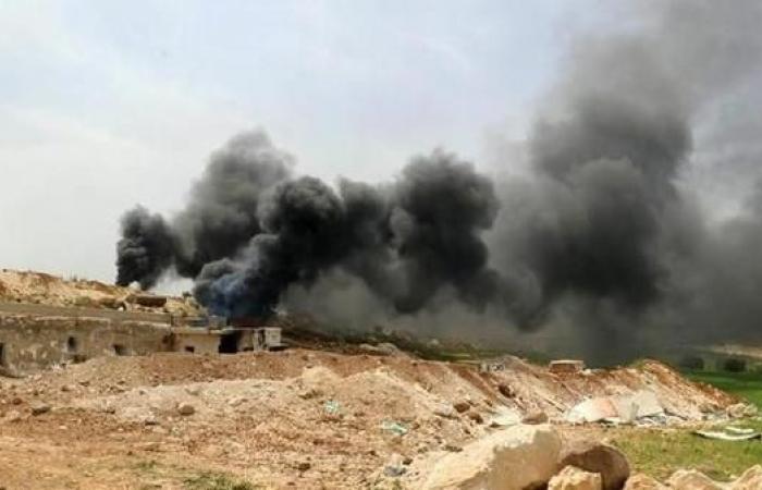 سوريا | فيديو.. اعتقال عقيد من جيش النظام السوري وتجدد القصف
